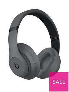 Beats by Dr Dre Beats Studio 3 Wireless Over Ear Headphones - Grey £189 at VERY