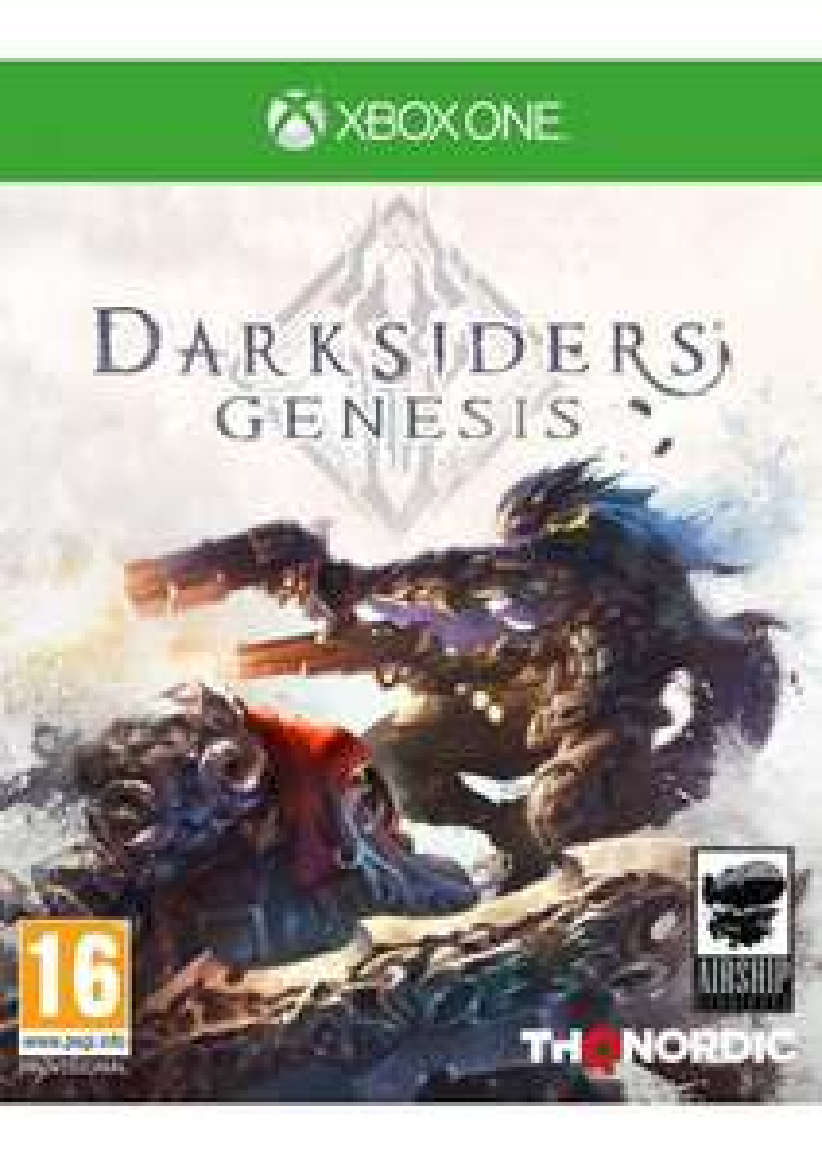 Darksiders: Genesis + Bonus DLC (Xbox) £24.85 delivered / (PS4) £24.99 @ Simply Games