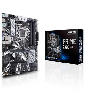 Asus Prime Z390-P ATX Motherboard - LGA 1151 - 8th - 9th Gen Intel - £89.95 Delivered Using Code @ AWD-IT