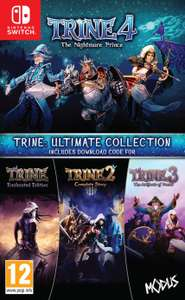 Trine: Ultimate Collection on Nintendo Switch - £10 @ Smyths (Wigan)