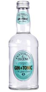 Fentimans & Bloom Gin & Tonic 275m £1.49 at Home Bargains, in-store at Bidston Moss, Wirral