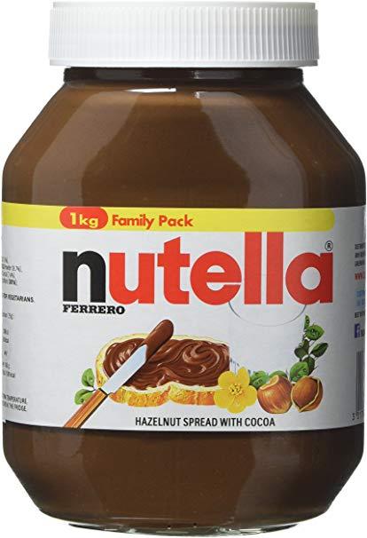 1kg Nutella chocolate spread in Costco £3.39 @ costco