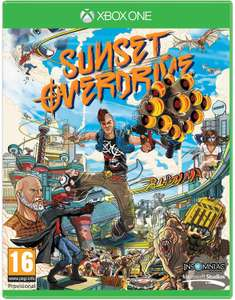 Sunset Overdrive (Xbox One) [Pre-owned] - £2.99 Delivered @ Music Magpie
