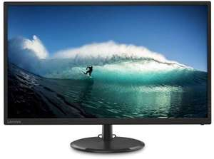 "Lenovo D32q-20 31.5"" WLED 2560 x 1440 IPS Freesync 75Hz Vesa Monitor, £195.49 at Lenovo"