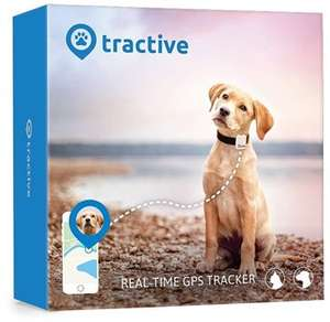 Tractive Dog GPS Tracker (Subscription Required) £22.99 Delivered @ Box.co.uk