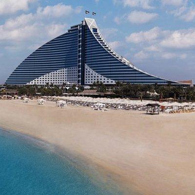 5* Jumeirah Beach Hotel Dubai £325 a night half board December 2020 @ Travel Republic