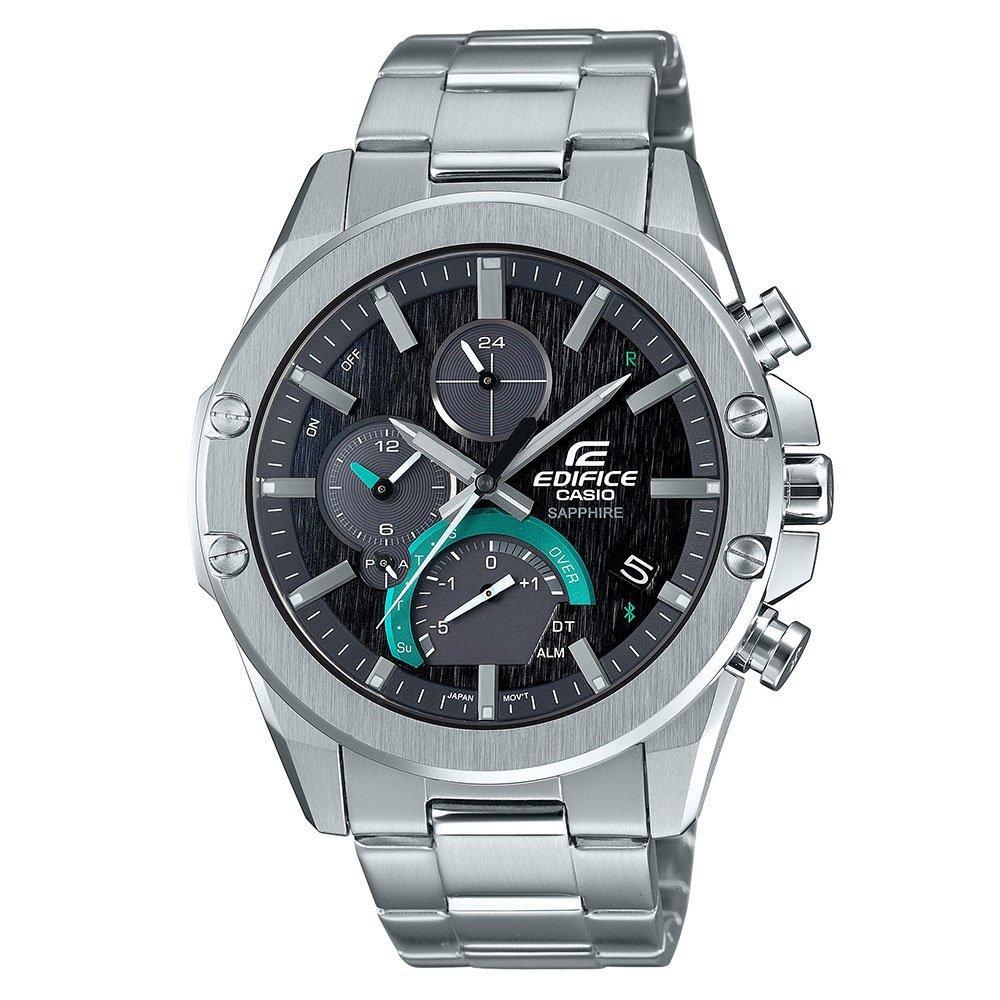Casio Edifice Bluetooth Super-Slim Tough Solar Watch EQB-1000D-1AER £199 @ Beaverbrooks