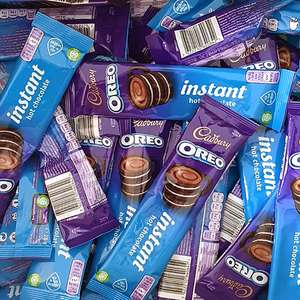50 x Individual Sachets Cadbury Oreo Instant Hot Chocolate 1400g / 50 Servings £10.00 Including Free UK Delivery @ Yankee Bundles