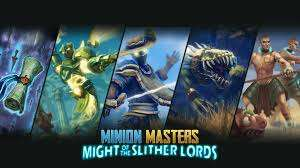 Minion Masters: Slither Lords DLC - Free @ Twitch Prime