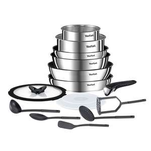 Tefal Ingenio 6-Piece Pan Set with Accessories £110.50 at La Redoute
