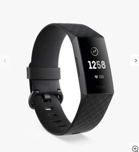 Fitbit charge 3 for £99.99 (£59.99 with redemption - See OP) @ John Lewis & Partners