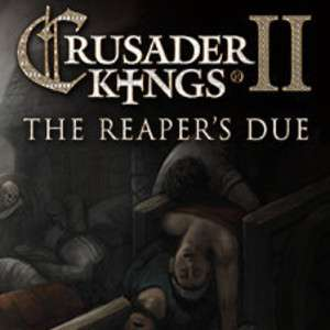 Crusader Kings II: The Reaper's Due - DLC PC Free To Keep @ Steam Store