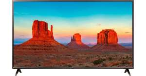 "LG 55UK6300 55"" 4K Ultra HD Smart TV - Brand New £359.99 at districtelectricals"