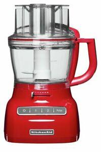 KitchenAid 5KFP1335BER 3.1L 300W Food Processor Red £158.99 @ Argos eBay