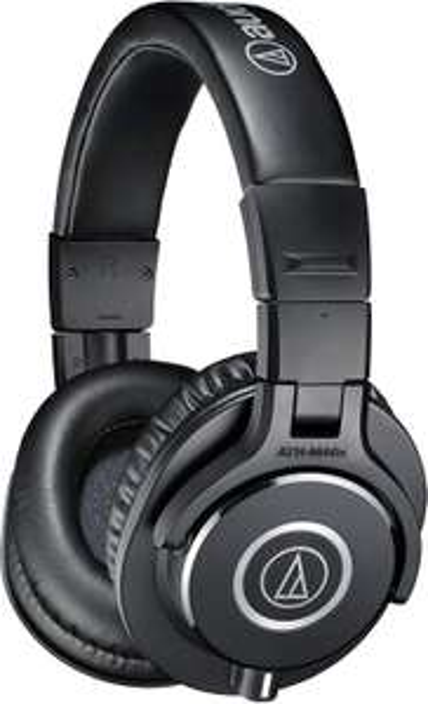Audio-Technica ATH-M40X Professional Headphones - Black £59 @ Amazon