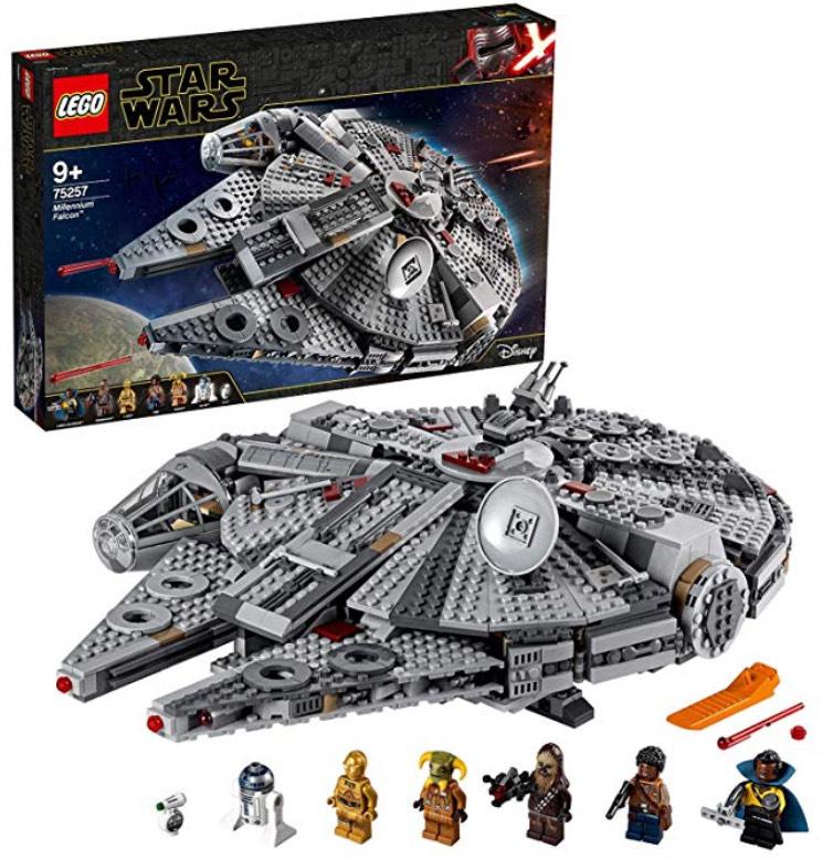 Lego 75257 Star Wars Millennium Falcon £106.32 @ Amazon Germany