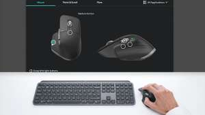 Logitech MX Master 3 £99.99 (£69.99 with Student Discount and Code) @ Logitech