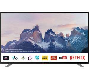 "SHARP 2T-C40BG5KG2FB 40"" Smart Full HD LED TV - DAMAGED BOX £186.29 with code (Only ONE Available) @ Ebay / Currys"