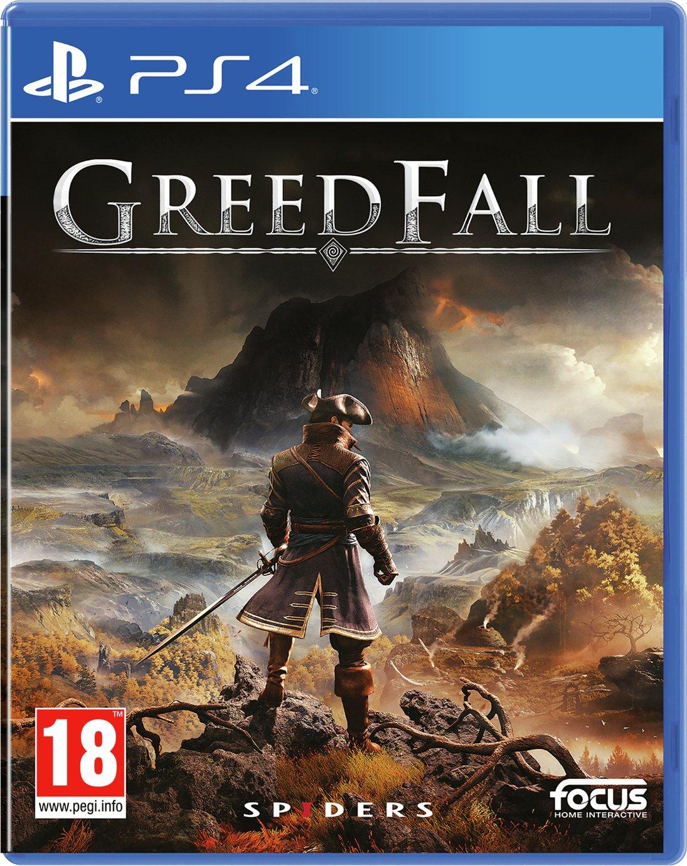 Greedfall (PS4) - £23.99 @ Argos