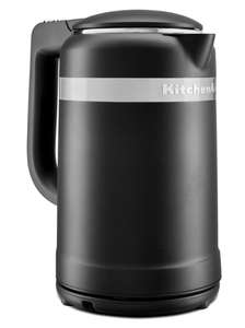 KitchenAid Design Collection 5KEK1565BBM Kettle - Matte Black £49 Delivered @ ao.com