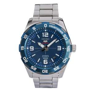Seiko Sports Bracelet Watch at 5 HM Samuel's back in stock at £125