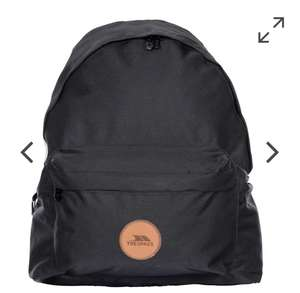 Trespass Aabner Canvas 18L Backpack now £5.99 4 colours (£4.99 delivery or Free with Premier) @ M&M Direct