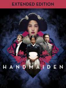 The Handmaiden Extended Edition movie (HD) £2.99 @ Google Play Store