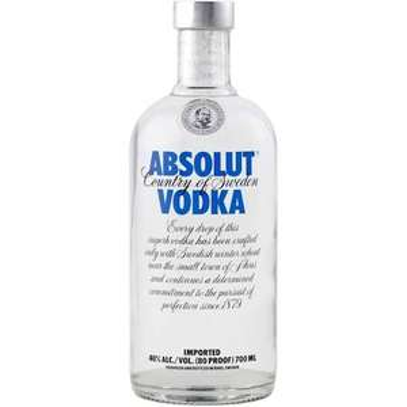 Absolut Swedish Vodka 1l at Tesco for £20