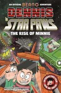 Dennis in Star Paws: The Rise Of The Minnie (Beano Book) - £5.93 @ Wordery (£5.33 for new accounts with code)
