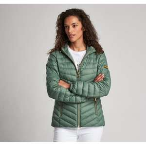 BARBOUR INTERNATIONAL Ringside Quilted Womens Jacket £106.47 @ Country House Outdoor