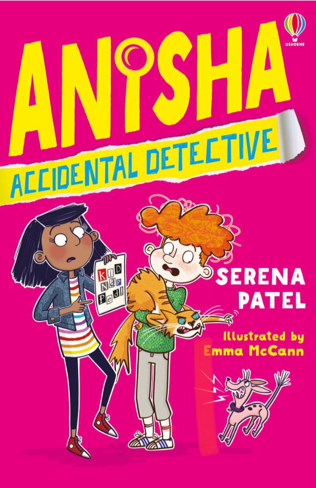 Anisha, Accidental Detective Book £5.39 @ Amazon (+£2.99 non-prime)