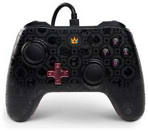 Wired Ergonomic Controller for Nintendo Switch - Princess Peach Shadow £12.99 delivered at Argos/ebay
