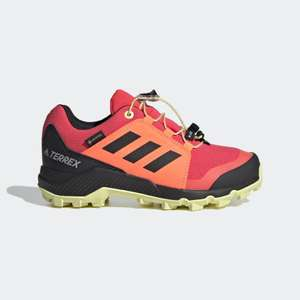 Adidas Terrex Gore Tex Hiking shoes - sizes 10k to 6 - £25.98 delivered at Adidas