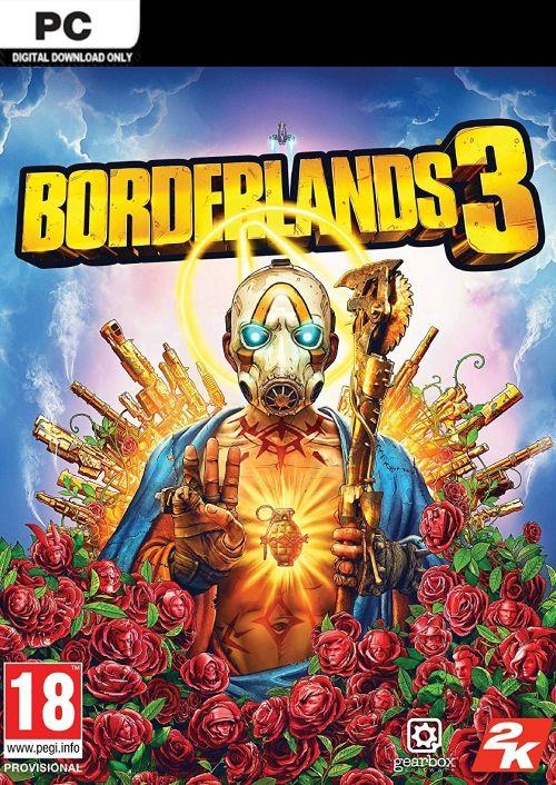 Borderlands 3 PC (EU) £16.79 at CD Keys