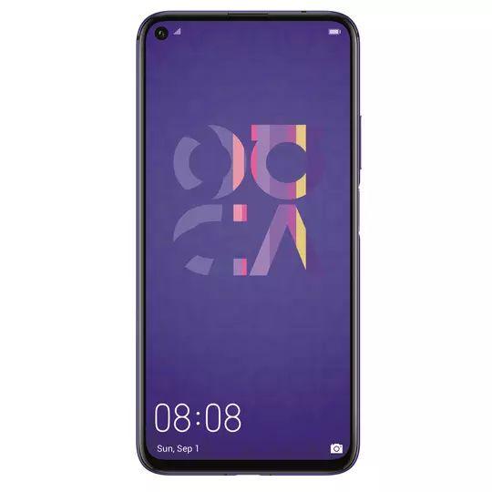SIM Free Huawei Nova 5T 128GB Mobile Phone - Blue/Purple £309.95/£229.95 With Huawei Cashback @ Argos