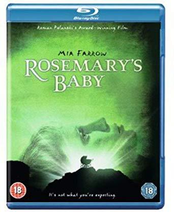 Rosemary's Baby [Blu-ray] [1968] [Region Free] £3.99 (+£2.99 non Prime) @ Amazon