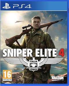Sniper Elite 4 (PS4) £9.59 with ps plus @ PlayStation store