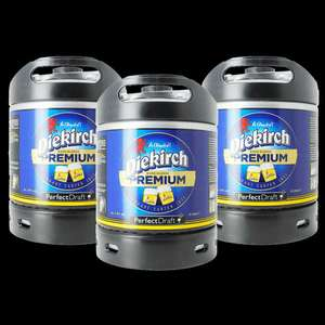 3 kegs of DIEKIRCH perfect draft (Feb dated) £49.99 a (£34.99 after returns) @ Beerhawk