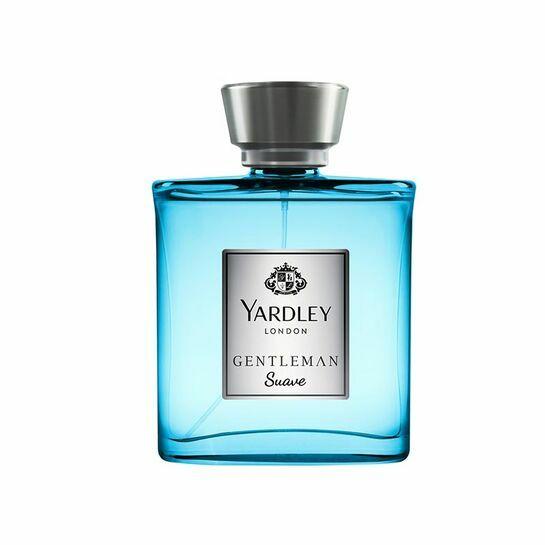 YARDLEY Yardley Gentleman Suave Eau de Parfum 100ml @ FragranceDirect for £11.98 delivered