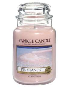 Yankee Candle large reduced to £13 at Very (£3.99 delivery / free C&C £25+)