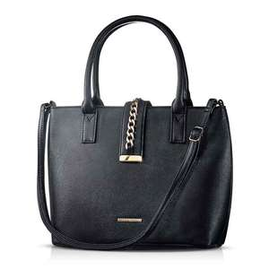 Lipsy Chain Detail Tote Bag £18 Delivered @ Avon