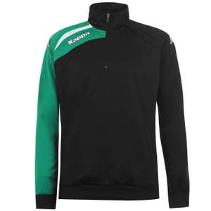 Kappa Tracksuit Jacket £10 + £4.99 delivery at Sports Direct