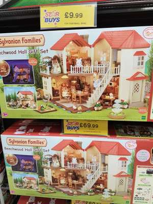 Sylvanian Families Beechwood House - £69.99 instore @ Home Bargains Wednesfield