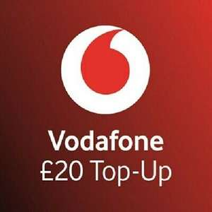 FREE £1 Tesco Gift Card with £20 Top-up + Costa, John Lewis, Amazon and many more @ Vodafone Top Up Rewards