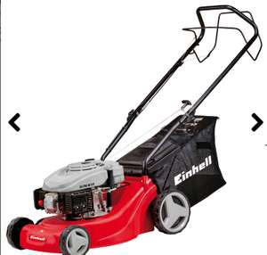 Einhell GC-PM 40 S-P 40cm Self Propelled Petrol Lawnmower £119.99 delivered @ ITS