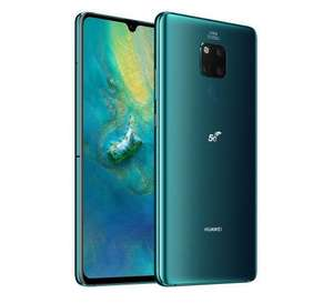 Vodafone - Huawei Mate 20 X 5G Unlimited Data, Minutes & Texts £59pm (24m) £1416 (£32.33pm after cashback) - Mobile Phones Direct