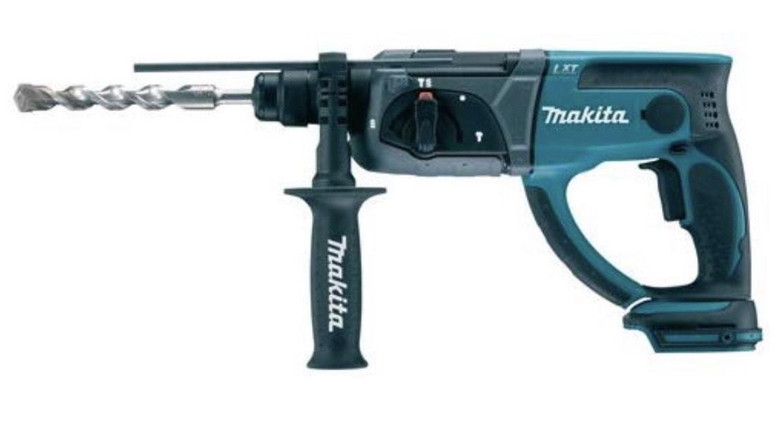 Makita DHR202Z 18 V Body Only Cordless Li-ion SDS Plus Rotary Hammer Drill £111.95 @ Amazon