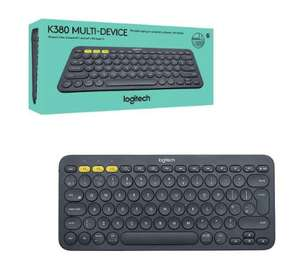 Logitech keyboard. 3-5 days free delivery included £20.99 @ 7Dayshop