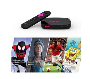 NOW TV Smart TV Box, 4K HDR, with Voice Search £24.99 at John Lewis & Partners £2 click and collect