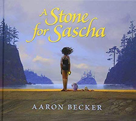 A Stone For Sascha Hardcover (Aaron Becker) - £5.99 Prime (+£2.99 non-Prime) @ Amazon